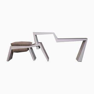Hybrid Sitzbank von Wael Farran Studio