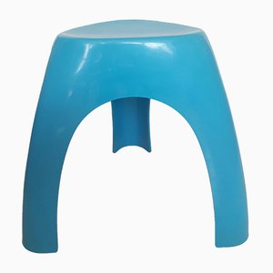 Spanish Melamine Stool from Vilmer, 1960s