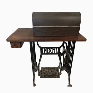 Sewing Machine Table from Necchi, 1930s