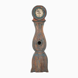 Schwedische Mora Uhr, 1780er
