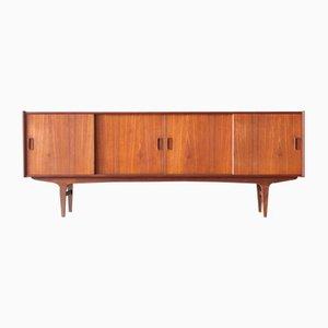 Danish Teak Sideboard from P. Westergaard Mobelfabrik, 1960s