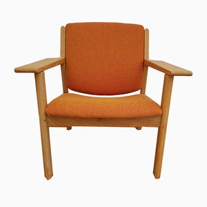 Vintage Danish Armchair from FDB Mobler