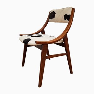 Small Cow Skin Armchair, 1960s