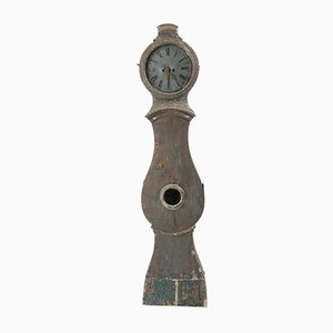 18th-Century Swedish Mora Clock