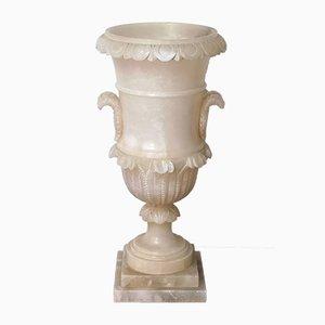 Antike Vase aus Alabaster, 1880er