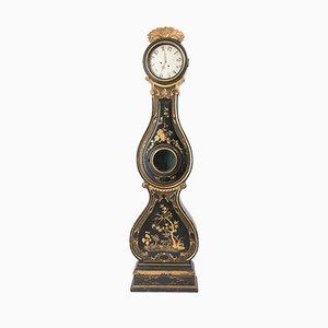 Reloj Mora Rococó antiguo de Fryksdalen