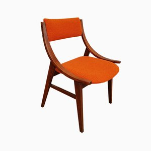 Small Wool Armchair, 1960s