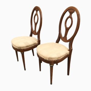 Antique Napoléon III Chairs, Set of 2
