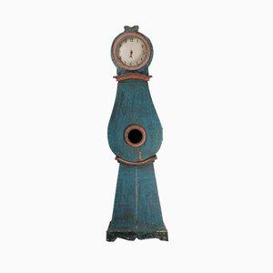 Reloj de caja alta sueco antiguo