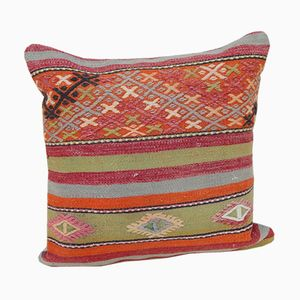 Geometric Kilim Cushion Cover from Vintage Pillow Store Contemporary, 2010s