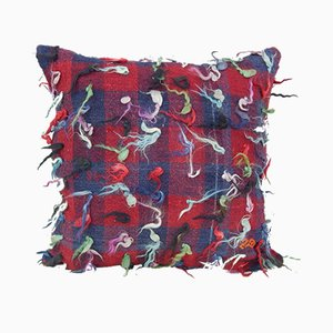 Handmade Shaggy Cushion Cover from Vintage Pillow Store Contemporary, 2010s