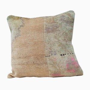 Federa grande Oushak di Vintage Pillow Store Contemporary, inizio XXI secolo