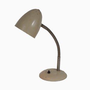 Lámpara de escritorio holandesa de Hala, años 50