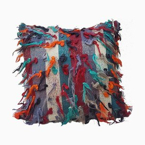 Shaggy Tulu Rug Cushion Cover from Vintage Pillow Store Contemporary, 2010s