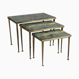 Mid-Century Nesting Tables