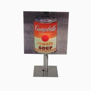 Lámpara de mesa copylight de Gerhard Trautmann, 1999