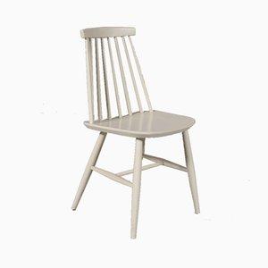Spokeback Stuhl von Ilmari Tapiovaara, 1950er