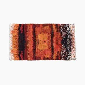 Farbenfroher Teppich von Kietrza, 1970er