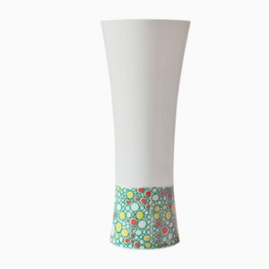 White Vase from Krautheim, 1980s