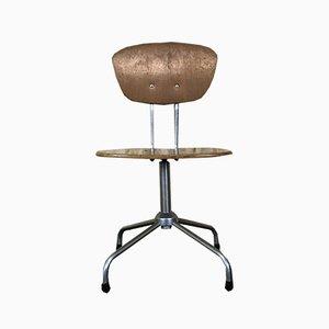 Chaise d'Enfant de Style Bauhaus Vintage
