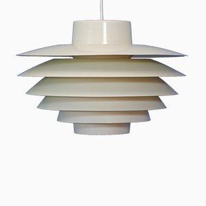 Lámpara colgante Verona danesa de Sven Middelboe para Nordisk Solar, años 70