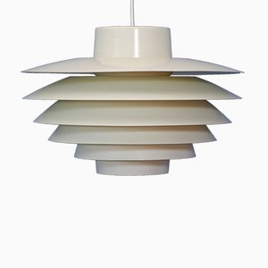 Lampe à Suspension Verona par Sven Middelboe pour Nordisk Solar, Danemark, 1970s