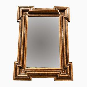 Französischer Art Deco Spiegel, 1900er