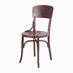 Antiker Beistellstuhl von Thonet