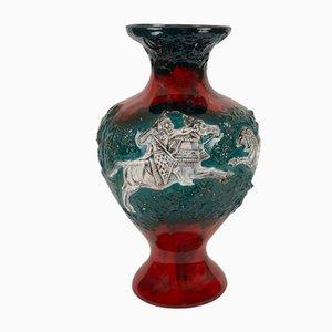 Vintage West German Vase from Walter Gerhards, 1960s