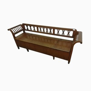 Antique Long Venetian Bench