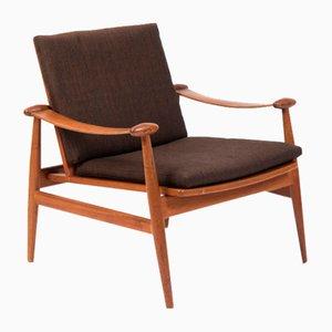 Spade Sessel von Finn Juhl für France & Daverkosen, 1950er