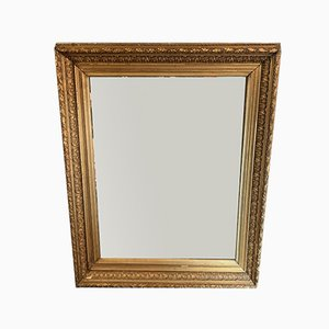 Antique Napoleon III Frame Mirror