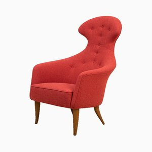 Vintage Armchair by Kerstin Hörlin-Holmqvist