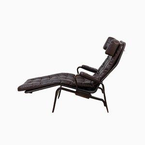 Poltrona Fenix reclinabile di Sam Larsson per Dux, anni '70