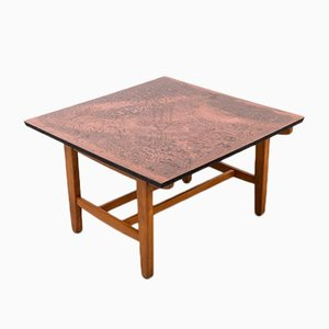 Table Basse Trivia par Algot Törneman pour Nordiska Kompaniet, 1960s