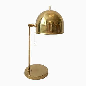 Model B075 Brass Table Lamp by Eje Ahlgren for Bergboms, 1960s
