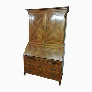 Antique Louis XVI Secretaire Cabinet