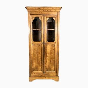 Mobile Luigi Filippo XIX antico in legno di castagno