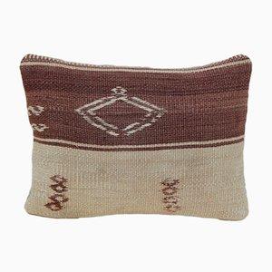 Mudcloth Kelim Kissenbezug von Vintage Pillow Store Contemporary, 2010er