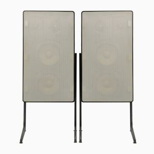 L715 Speakers by Dieter Rams for Braun, 1976, Set of 2