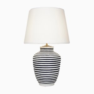 Mid-Century Ceramic Lamp by Primavera