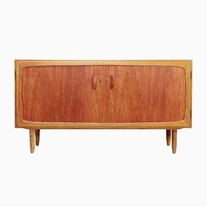Dänisches Vintage Sideboard aus Teak & Eiche