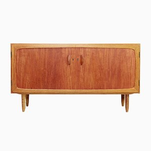 Vintage Danish Teak and Oak Sideboard