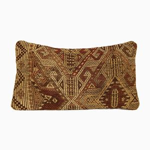 Outdoor Kelim Lumbar Kissenbezug von Vintage Pillow Store Contemporary, 2010er