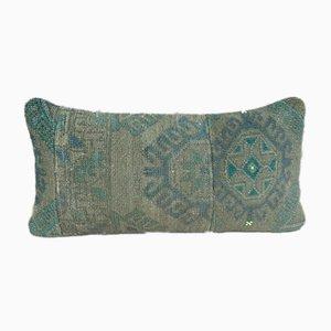 Funda de cojín Oushak de Vintage Pillow Store Contemporary, década del 2010