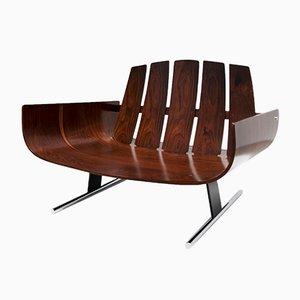 Presidencial Armchair by Jorge Zalszupin, 1960s