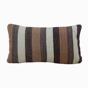 Langer Kelim Kissenbezug von Vintage Pillow Store Contemporary, 2010er