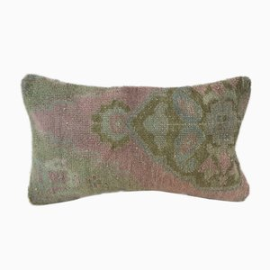Handwoven Oushak Pillow Cover from Vintage Pillow Store Contemporary