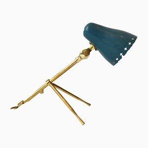 Mid-Century Tischlampe von Boris Lacroix für Falkenbergs Belysning