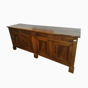 Antique Empire 4 Door Sideboard